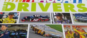 Calendar pictures of race cars